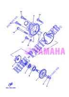 WATERPUMP / HOSES for Yamaha YZ250F 2013