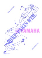 EXHAUST for Yamaha YZ250F 2013