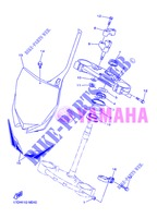 STEERING for Yamaha YZ250F 2013