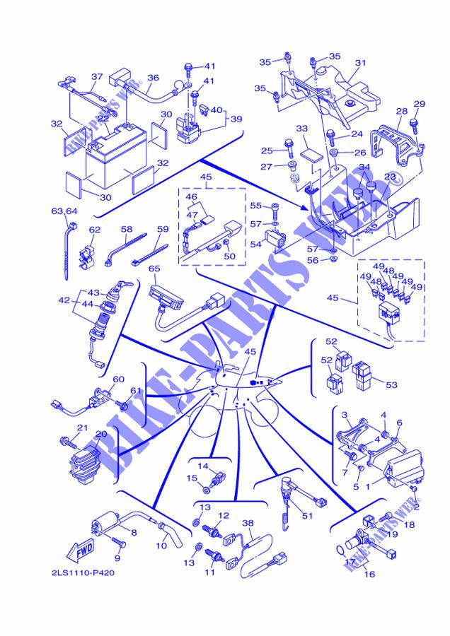 Schema Electrique Quad
