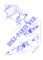 STARTING MOTOR for Yamaha VC1800-U 2019