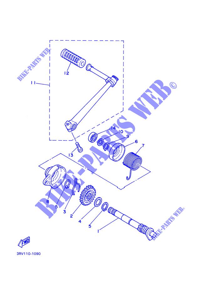 Yamaha Pw80 Carburetor Diagram