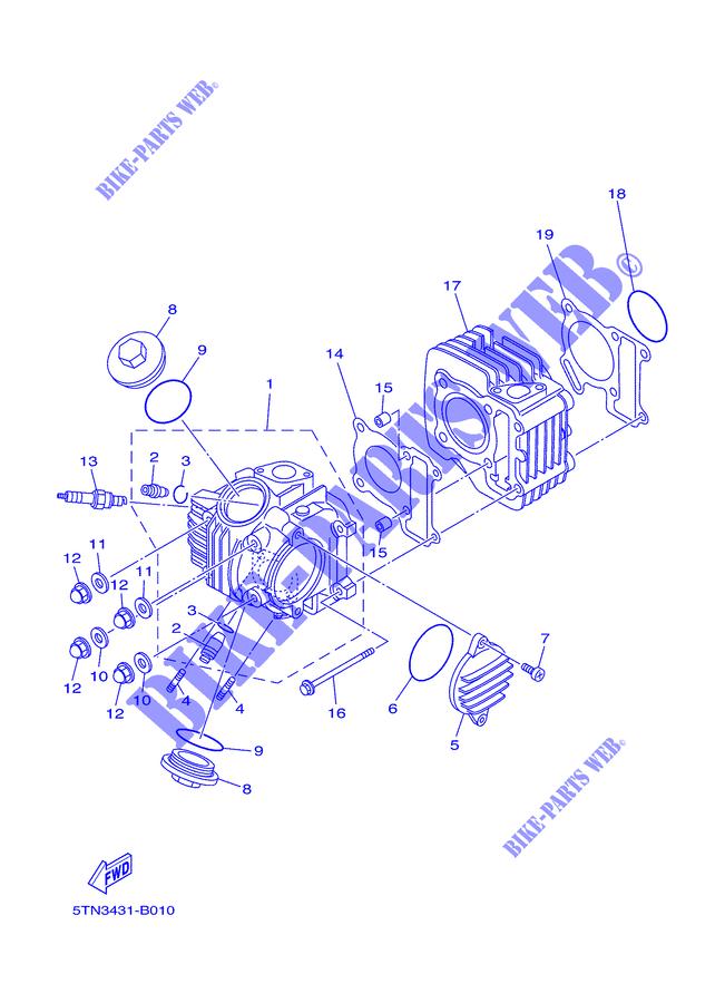 Yamaha Lagenda Wiring Diagram
