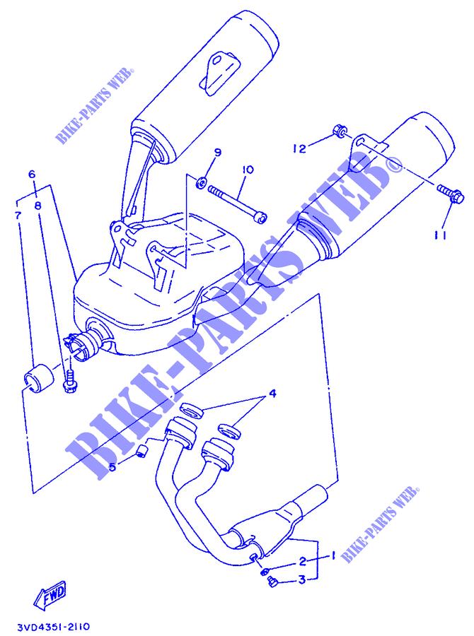 Yamaha Trx 850 Wiring Diagram