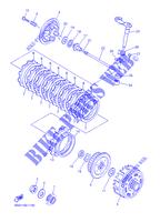 Yamaha 93420-19084-00 Circlip; 934201908400 Made by Yamaha