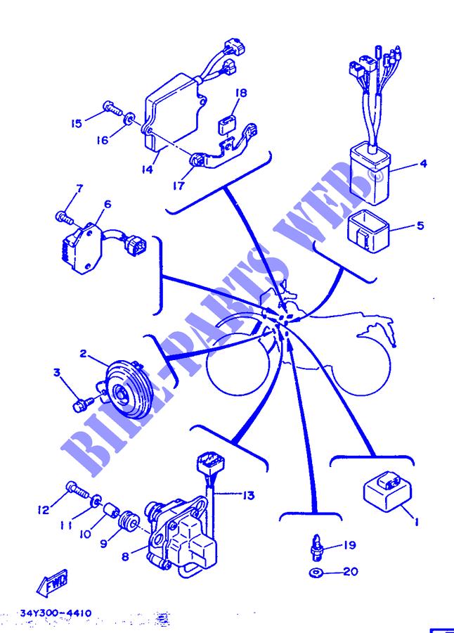 Yamaha Dt 125 Lc Wiring Diagram