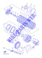 Yamaha 3D8-15453-00-00 Gasket; 3D8154530000 Made by Yamaha