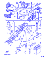 catalogue dt200r dtr 1989 200 moto yamaha motorcycle yamahaYamaha Dt200r Wiring Diagram #5